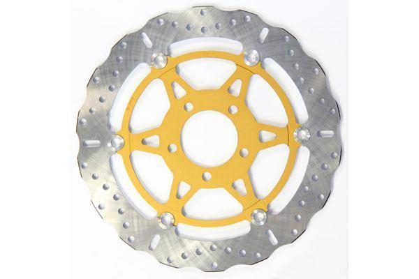 FIT SUZUKI GSXR 600 K1/K2/K3/ZK3 01>03 EBC Contour Brake Disc LH