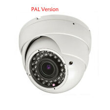 1000TVL 36 IR 2.8-12mm Varifocal Zoom Lens Vandalproof Dome CCTV Security Camera
