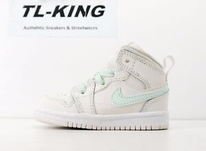 premium selection 9773f c2909 Details about Nike Air Jordan 1 Mid GT Baby Toddler Phantom Igloo Purple  Rise 644507 035 LH