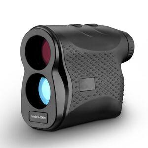600M Digital Telescope Laser Range Finder Distance Height Speed Rangefinder LD