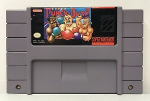 SNES-Super-Punch-Out-Game-Cart-Authentic-Cleaned-Tested-New-Save-Battery