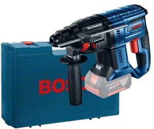 Bosch-Akku-Bohrhammer-GBH-18V-20-SOLO-Koffer-OHNE-Akku-und-Ladegeraet