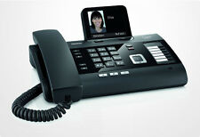 Siemens Gigaset DL500A / DL 500A schnurgebunden Telefon mit AB französisch versi