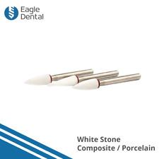 White Stone Polishers Fg High Speed Polishers For Compositeporcelain Finish