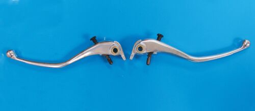 NEW APRILIA RSV MILLE//R 2004-2008 REPLACEMENT MOTORCYCLE ALLOY LEVER SET