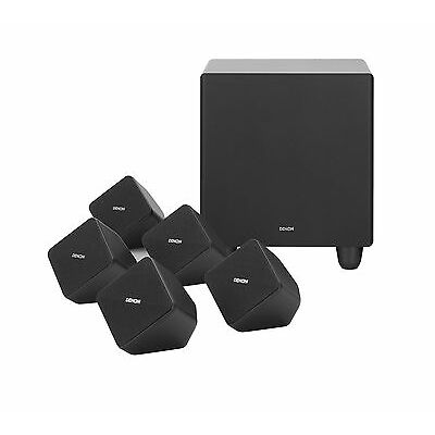 Denon SYS2020 5.1-CH Home Theatre Speaker Package