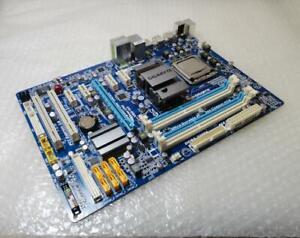 Gigabyte-GA-EP45T-UD3LR-LGA-775-Motherboard-System-Board-with-Back-Plate