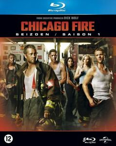BLU-RAY-CHICAGO-FIRE-SEIZOEN-1-2012-2019-TV-SERIE-NEW-SEALED