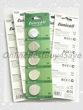5 X CR2032 2032 DL2032 BR2032 High Quality Card 3V Lithium battery remote