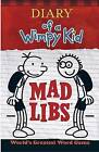 Diary of a Wimpy Kid Mad Libs by Mad Libs (Paperback, 2015)
