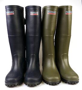 Town-amp-Country-Classic-Wellington-Boots-Gummistiefel-Gr-39-46-NEU