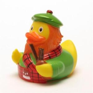 Scotland Rubber Duck  Paperella di gomma