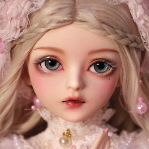 60cm-BJD-Puppe-1-3-Kugelgelenk-Puppe-BJD-Doll-mit-Augen-Make-up-Kleid-Maedchen