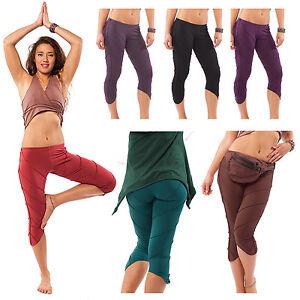 cotone-organico-Leggings-Yoga-FOLLETTO-Goa-Festival-PSY-TRANCE-VESTITI
