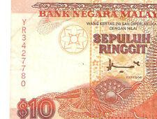 last prefix YR3427780 FCO Ahmad Don 7th sr. banknote $10 rare!