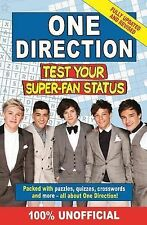 One Direction: Test Your Super-fan Status,Very Good Condition