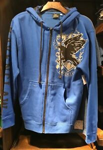 Universal Studios Wizarding World of Harry Potter Slytherin Hoodie XX-Large New