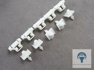 MOLDURAS-soportes-CLIPS-tablaje-Clips-Kit-para-MERCEDES-W124-S124-W201