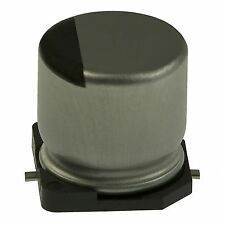 100 Stk. SMD Kondensator 1uF 50V  4x5,4mm 85°C