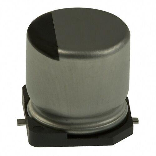 SMD Kondensator 47uF 35V  6,3x5,4mm  85°C  #BP 100 pcs