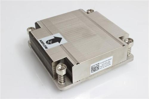 Dell 0W703N W703N CPU procesador de cuatro núcleos disipador de calor para Dell PowerEdge R210
