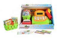 Supermarkt Scanner-kasse Für Kinder Von Toi-toys Neu Ovp Incl. Zubehör Kaufladen