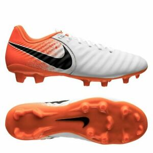brand new 9b82b d7b28 Details about Nike Tiempo Legend VII Academy FG 2019 Soccer Shoes Brand New  Euphoria Crimson
