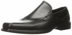 Ecco-Johannesburg-Men-039-s-Slip-On-Dress-Shoe-Black-Choose-Size-NEW-IN-BOX