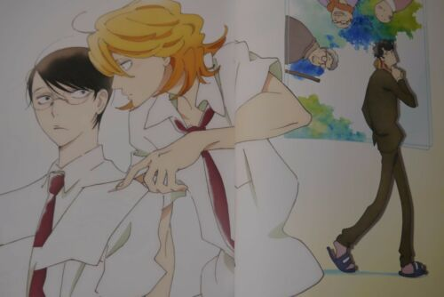 Doukyusei Gajyou ~Animation Doukyuusei Visual Book~ JAPAN Asumiko Nakamura