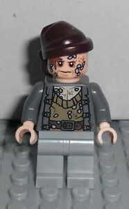 LEGO-Fluch-der-Karibik-Bootstrap-Bill-Figur-Minifig-Pirates-Black-Pearl-4184