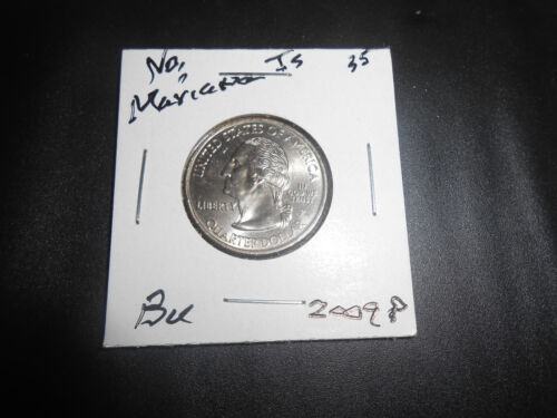 Territorial Quarter BU 2009 P NORTHERN MARIANA IS LOW MINTAGE Coin