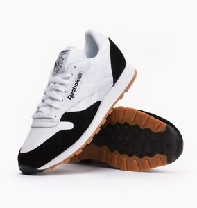 Details about Reebok Men's Classic Leather SPP PERFECT SPLIT BY KENDRICK LAMAR Trainers AR1894