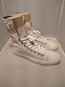 True Religion Mens High Top Sneakers