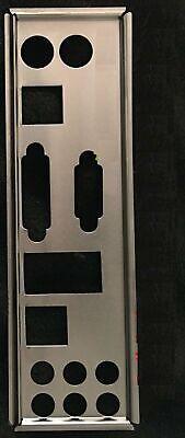 OEM I//O Shield For MSI A58M-E33 /& FM2-A55M-E33 Motherboard Backplate IO