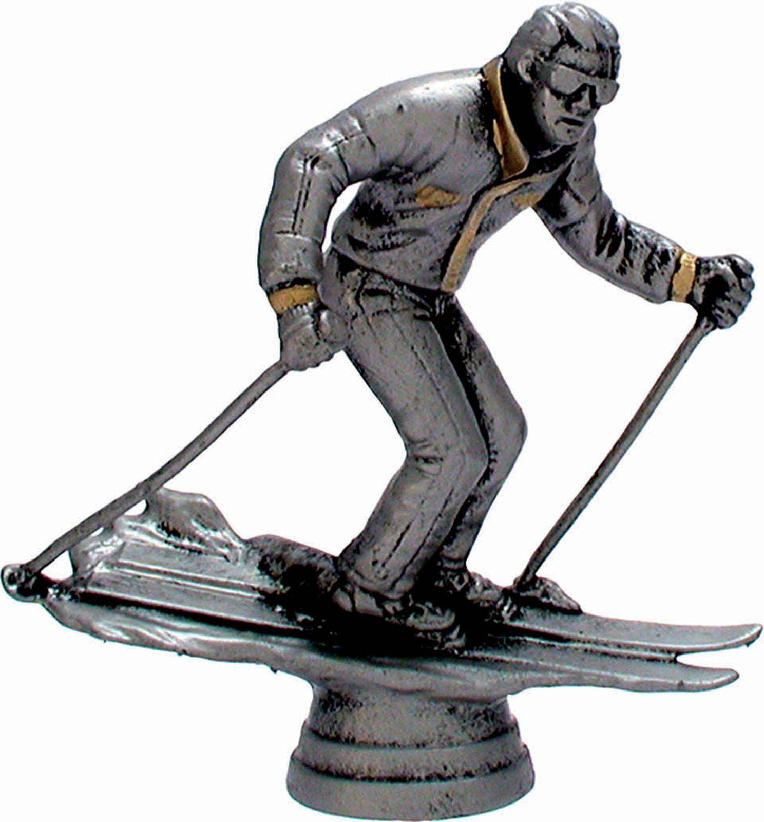 12 sci partenza personaggi 3d con marmo    2 (Premiazioni sport invernali medaglie skikurs) 979bc0