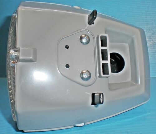Zündapp 442 mobylette vélomoteur lampe principale phares phares gris 442-16.709 NEUF
