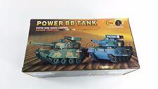 Remote Control RC Mini BB Shooting German Tiger Panzer Model Battle Tank Toy Car
