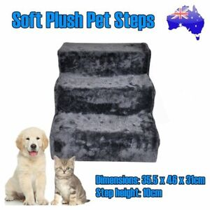 3-Steps-Pet-Soft-Plush-Steps-Ladder-Washable-Cover-Cat-Dog-Stairs-Ramp-Portable