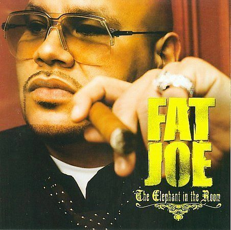 The Elephant in the Room [Edited] by Fat Joe (CD, Mar-2008, Terror