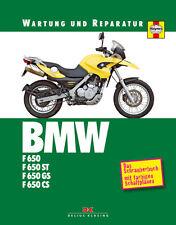 BMW F 650 ST GS CS DAKAR FUNDURO WARTUNG UND REPARATURANLEITUNG ENDURO MOTORRAD