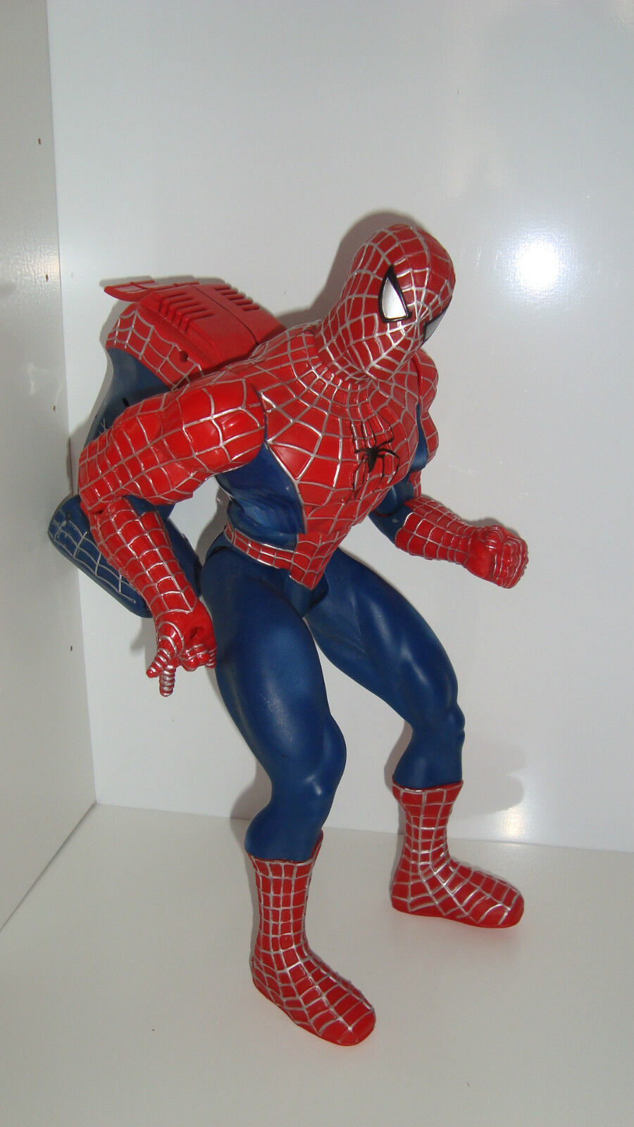 Figurine Giant Marvel of Spiderman with Its Handle (34x17cm)