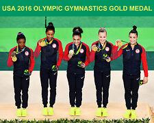 Art Poster Rio Olympics 2016 USA Women/'s Gymnastics Team Wall Decoration D172