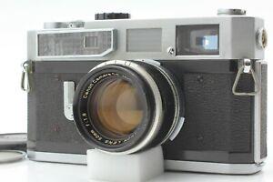 EXC-Canon-7-Entfernungsmesser-Filmkamera-mit-50mm-f-1-8-aus-Japan-2020138