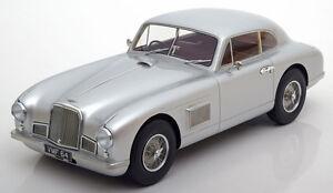1950 Aston Martin Db2 Fhc Coupe Argent Par Bos Modèles Le De 1000 1/18 Échelle