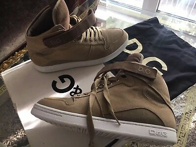 MENS D\u0026G Sneakers,DOLCE \u0026 GABBANA
