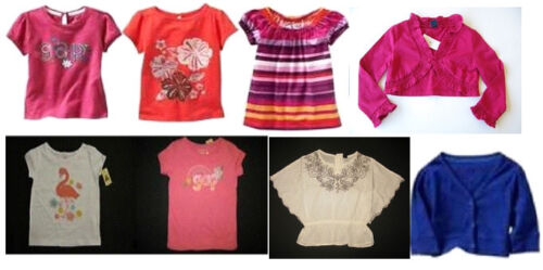NEW Baby Gap kid girls short sleeve top shirt tee summer spring 2 3 2t 3t