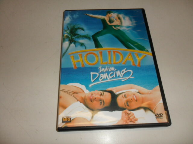 DVD  Holiday - Indian Dancing