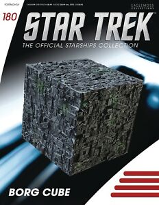 EAGLEMOSS-STAR-TREK-STARSHIPS-FIG-MAG-180-BORG-CUBE-ST-FIRST-CONTACT-PRE-ORDER