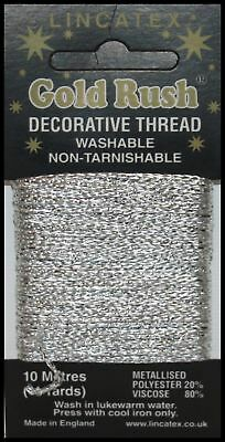 Gold Rush Glitter Decorative Thread