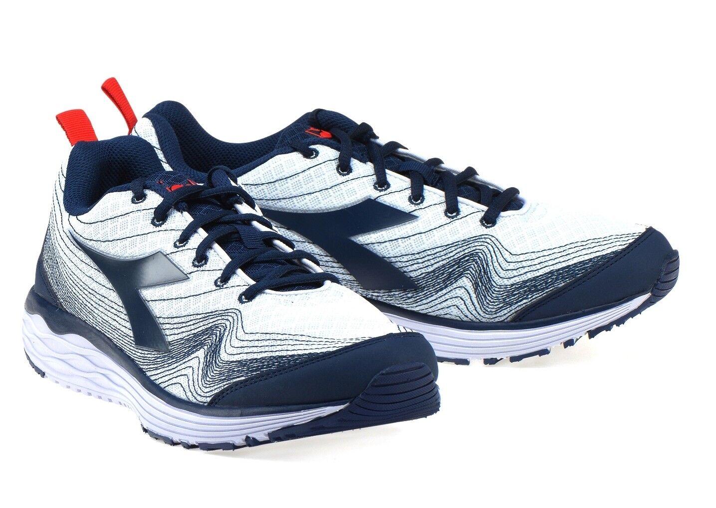 DIADORA FLAMANT chaussures de sport de course homme casual baskets tissu